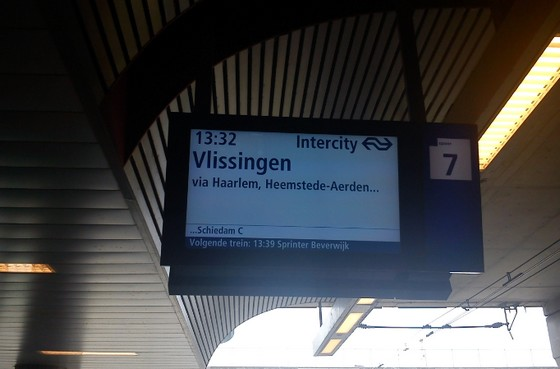 vlissingen intercity