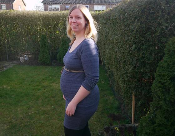18 weken zwanger 1