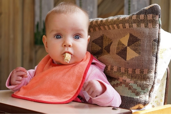 je kind zelf leren eten 2