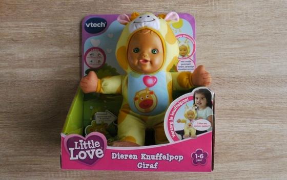Little LoveDieren Knuffelpoppen van VTech