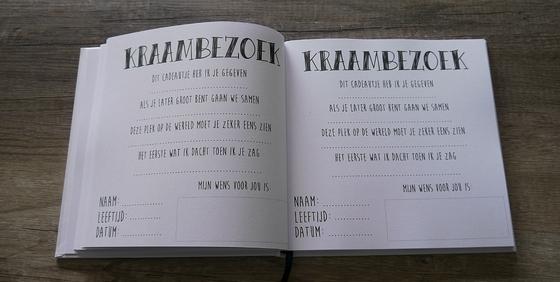 kraambezoekboek 3