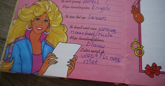 vriendenboekje 1