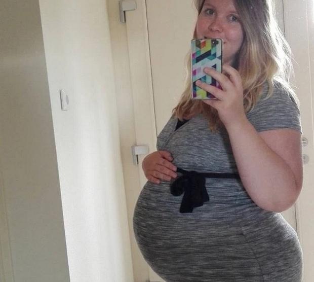 Ik Kwam Tijdens Mijn Zwangerschap Bijna 30 Kilo Aan