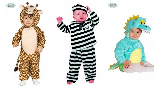 carnavalskleding baby