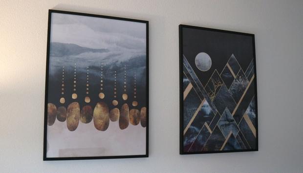 posters goud