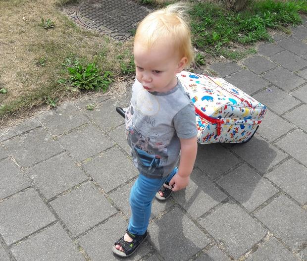 kinder koffer