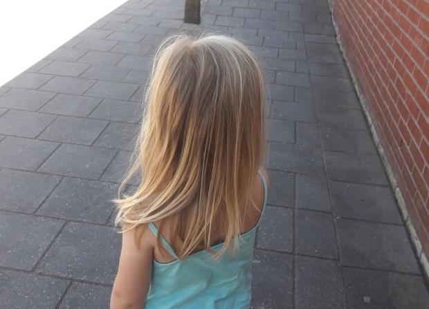 peuter dun haar