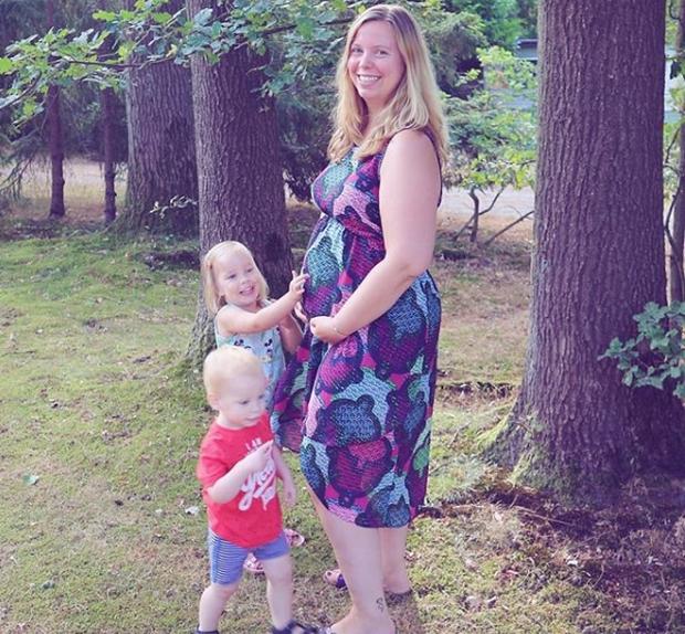 13 weken zwanger