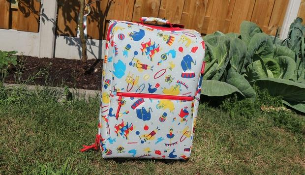 koffer kind