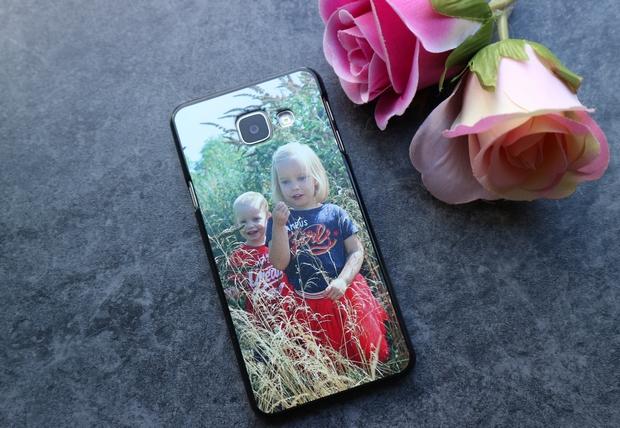 telefoonhoesje met foto