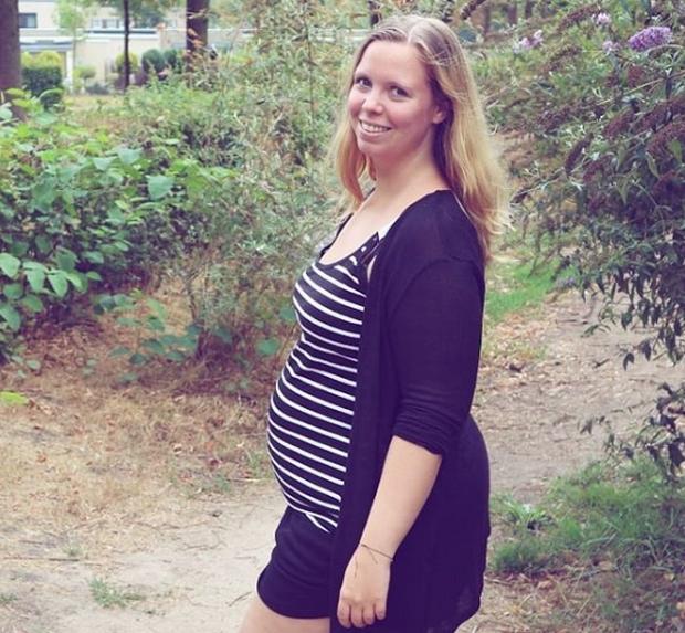 15 weken zwanger derde kindje