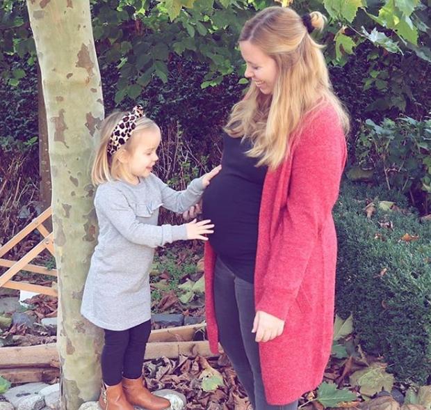 27 weken zwanger