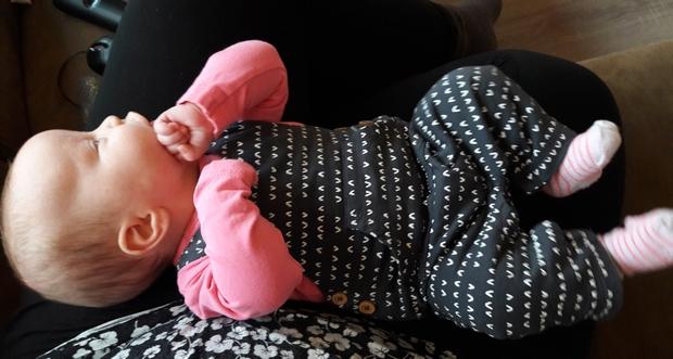 tuinbroek baby