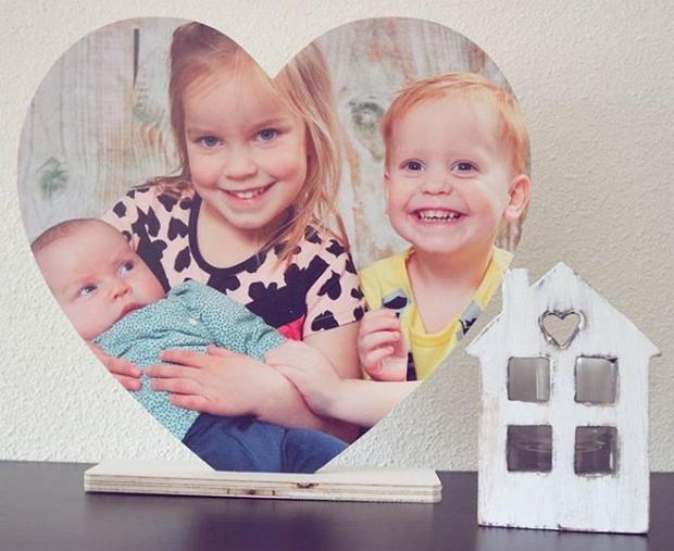 3 kinderen