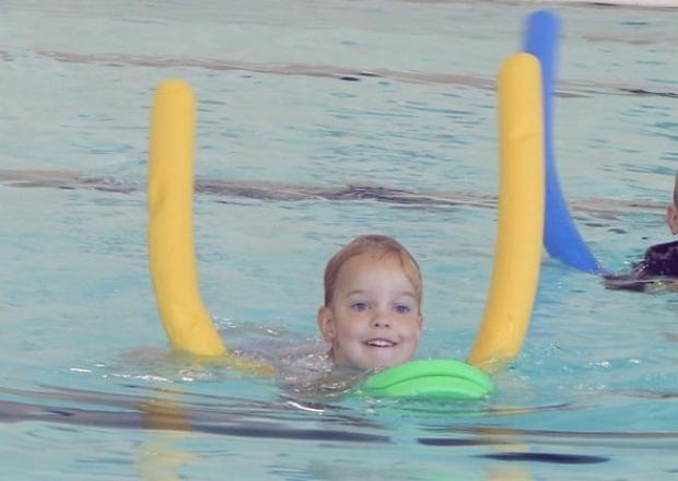 zwemles 45 minuten