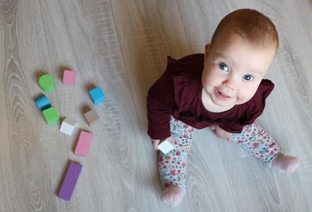 elena 9 maanden