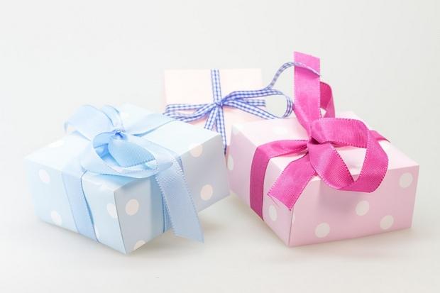 cadeau kinderfeestje
