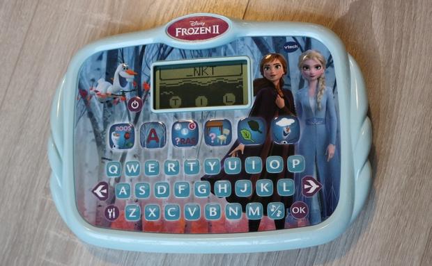 frozen tablet vtech