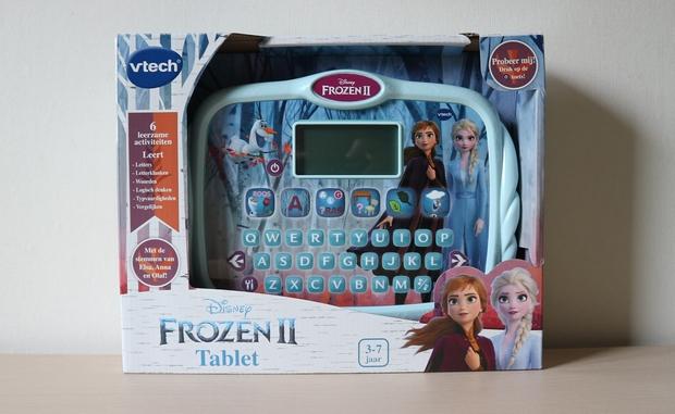 frozen tablet