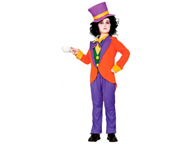 mad hatter kostuum carnaval