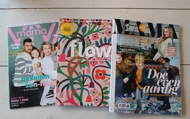 tijdschriften lezen