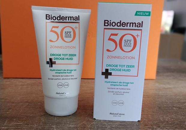 biodermal droge tot zeer droge huid