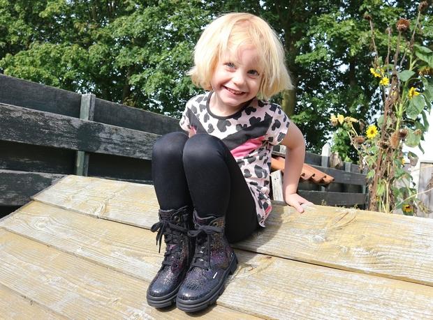 multicolor boots